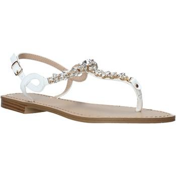 kengät Naiset Sandaalit ja avokkaat Keys K-5100 Valkoinen