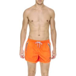 vaatteet Miehet Uima-asut / Uimashortsit F * * K  Oranssi