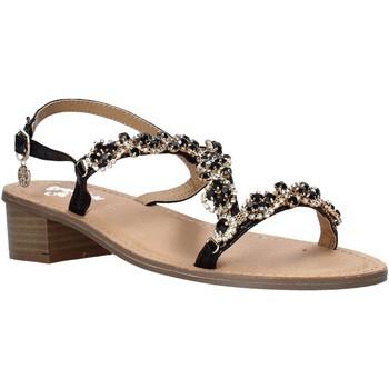 kengät Naiset Sandaalit ja avokkaat Gold&gold A21 GL607 Musta