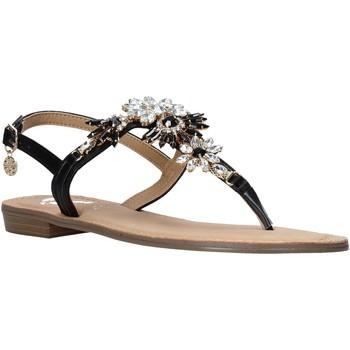 kengät Naiset Sandaalit ja avokkaat Gold&gold A21 GL628 Musta