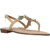 kengät Naiset Sandaalit ja avokkaat Gold&gold A21 GL628 Beige