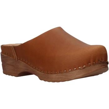 kengät Naiset Puukengät Bionatura 77C2072-T-GAUBRA Ruskea