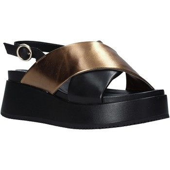 kengät Naiset Sandaalit ja avokkaat Apepazza S1ZAFIRA02/LEA Musta