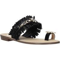 kengät Naiset Sandaalit ja avokkaat Gold&gold A21 GL613 Musta
