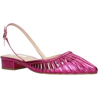 kengät Naiset Balleriinat Gold&gold A21 GP16 Vaaleanpunainen