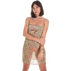vaatteet Naiset Lyhyt mekko Me Fui M20-0456X2 Keltainen