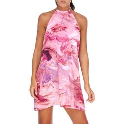 vaatteet Naiset Tunika Me Fui M20-0960X1 Vaaleanpunainen