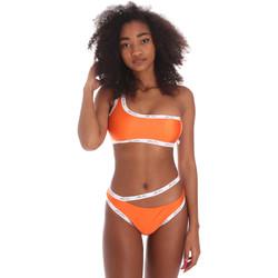 vaatteet Naiset Yksiosainen uimapuku Me Fui M20-0310AR Oranssi