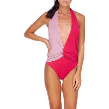 vaatteet Naiset Yksiosainen uimapuku Me Fui M20-0008FX Vaaleanpunainen