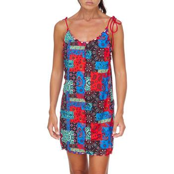 vaatteet Naiset Lyhyt mekko Me Fui M20-0361X1 Punainen