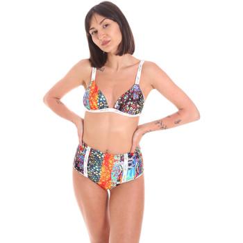 vaatteet Naiset Kaksiosainen uimapuku Me Fui M20-0313X1 Oranssi