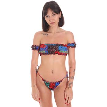 vaatteet Naiset Kaksiosainen uimapuku Me Fui M20-0346U Punainen