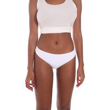 vaatteet Naiset Bikinit Me Fui M20-1910WH Valkoinen