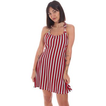 vaatteet Naiset Lyhyt mekko Me Fui M20-0364U Punainen