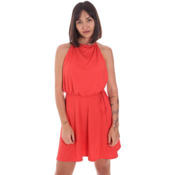 vaatteet Naiset Lyhyt mekko Me Fui M20-0371AR Punainen