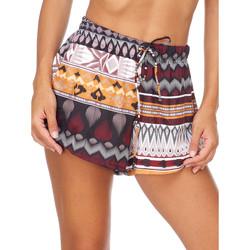 vaatteet Naiset Shortsit / Bermuda-shortsit Me Fui M20-0054X1 Ruskea