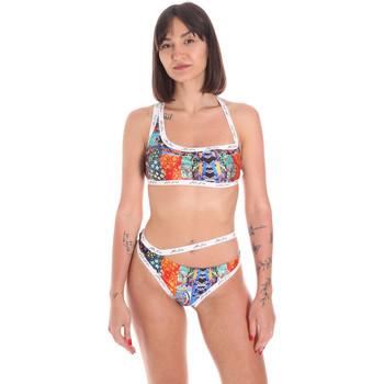 vaatteet Naiset Kaksiosainen uimapuku Me Fui M20-03009X1 Oranssi