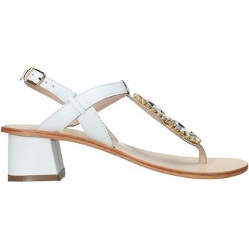 kengät Naiset Sandaalit ja avokkaat Keys K-5170 Valkoinen