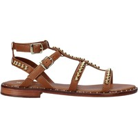 kengät Naiset Sandaalit ja avokkaat Keys K-5060 Ruskea