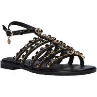 kengät Naiset Sandaalit ja avokkaat Gold&gold A21 GJ565 Musta