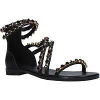 kengät Naiset Sandaalit ja avokkaat Gold&gold A21 GJ566 Musta