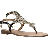 kengät Naiset Sandaalit ja avokkaat Gold&gold A21 GL621 Musta