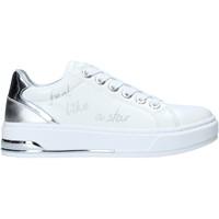 kengät Lapset Matalavartiset tennarit Replay GBZ24 .000.C0004S Valkoinen