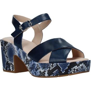 kengät Naiset Sandaalit ja avokkaat CallagHan 28800 Sininen