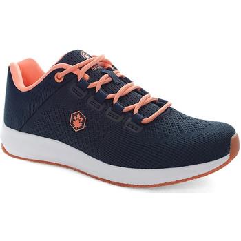 kengät Naiset Matalavartiset tennarit Lumberjack SW62311 001EU C97 Sininen