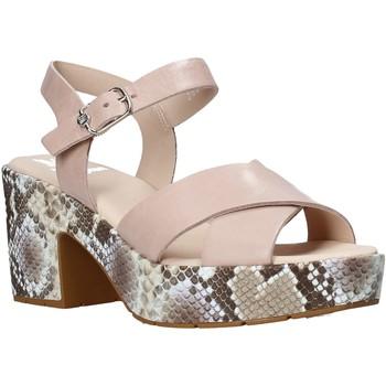 kengät Naiset Sandaalit ja avokkaat CallagHan 28800 Vaaleanpunainen