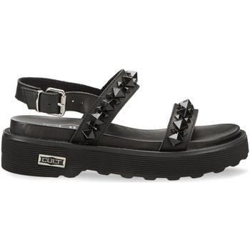 kengät Naiset Sandaalit ja avokkaat Cult CLW328600 Musta