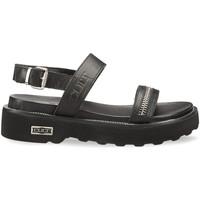 kengät Naiset Sandaalit ja avokkaat Cult CLW328700 Musta