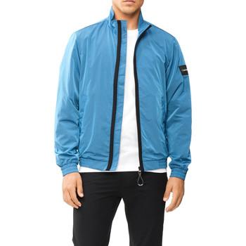 vaatteet Miehet Pusakka Calvin Klein Jeans K10K106846 Sininen