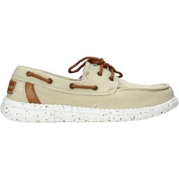 kengät Miehet Mokkasiinit U.s. Golf S21-S00US321 Beige