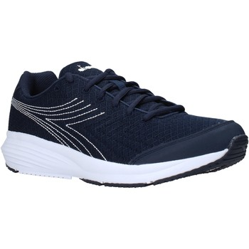 kengät Miehet Matalavartiset tennarit Diadora 101175605 Sininen