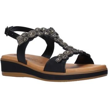 kengät Naiset Sandaalit ja avokkaat Susimoda 2048 Musta