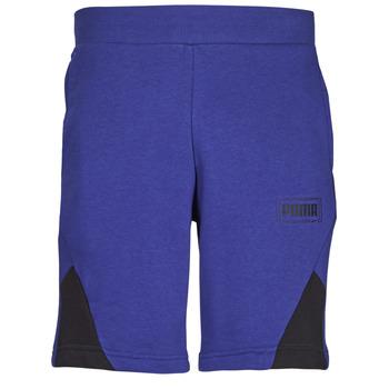 vaatteet Miehet Shortsit / Bermuda-shortsit Puma RBL SHORTS Sininen