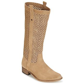 kengät Naiset Saappaat Betty London DIVOUI CAMEL