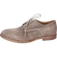 kengät Naiset Derby-kengät Moma BH325 Beige