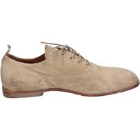 kengät Naiset Derby-kengät Moma BH338 Beige