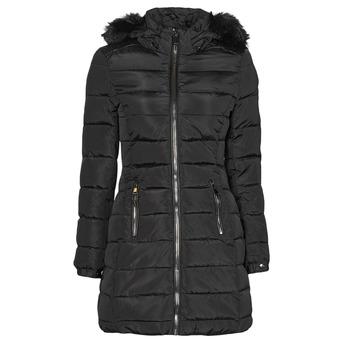 vaatteet Naiset Toppatakki Moony Mood PABRIES Musta