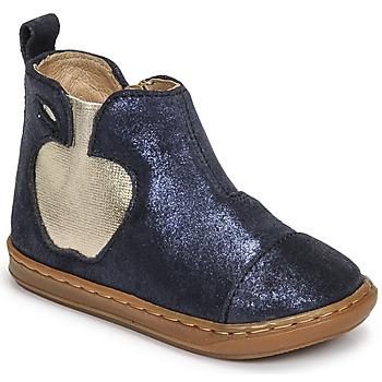 kengät Tytöt Bootsit Shoo Pom BOUBA APPLE Sininen