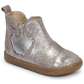 kengät Tytöt Bootsit Shoo Pom BOUBA NEW APPLE Sininen