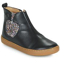 kengät Tytöt Bootsit Shoo Pom PLAY APPLE Musta