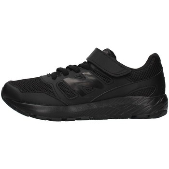 kengät Pojat Matalavartiset tennarit New Balance YT570AB2 BLACK