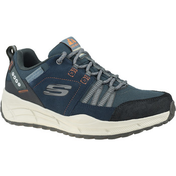 kengät Miehet Vaelluskengät Skechers Equalizer 4.0 Trail Bleu marine