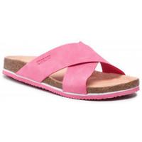 kengät Naiset Sandaalit Big Star HH274597 Vaaleanpunaiset