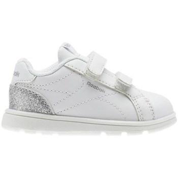 kengät Lapset Matalavartiset tennarit Reebok Sport Royal Valkoiset