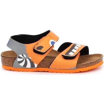 kengät Lapset Sandaalit ja avokkaat Birkenstock Palu Kids BS Oranssin väriset