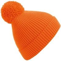 Asusteet / tarvikkeet Pipot Beechfield BC382 Orange